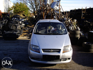 Chevrolet Aveo 1.4 2008-dijelovi limarije i mehanike