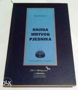 Irfan Horozović - Knjiga mrtvog pjesnika