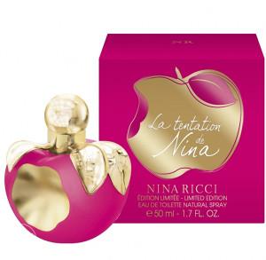 Nina Ricci La Tentation De Nina 80ml