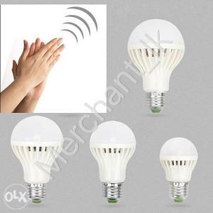 LED sijalica sa senzorom na zvuk