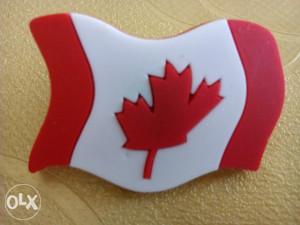 Značka bedž CANADA 1