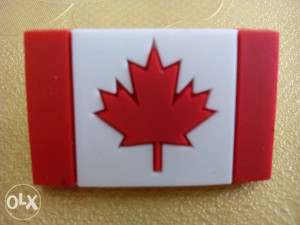 Značka bedž CANADA 2
