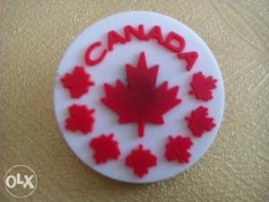 Značka bedž CANADA 3