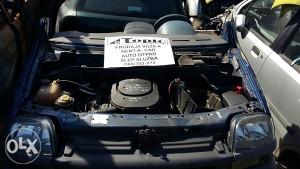MOTOR FIAT 1.2 8V,47 KW,01 G.P