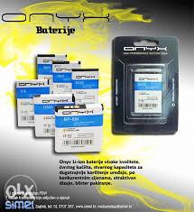 Baterija motorola V8/V9/Z9/U9 BX40-BX90,Onyx,novo