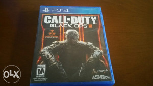Ps4 igre call of duty black black ops 3