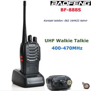 > Voki Toki Baofeng 400-470MHz, Model: BF-888S