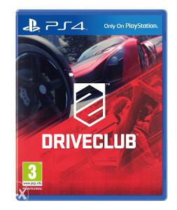 AKCIJA!!! - DRIVECLUB Playstation 4 (PS4)