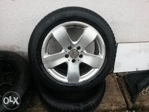 Mercedes E klasa aluminijske felge 17
