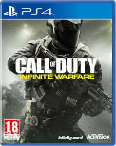 Call Of Duty Infinite Warfare (PlayStation 4 - PS4)