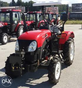 Traktor YTO SG284