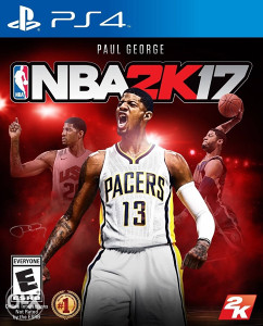 NBA 2K17 PS4 PlayStation 4 + GRATIS IGRE