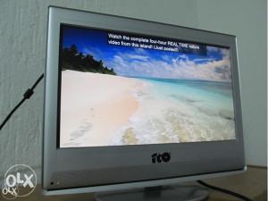 """LCD TV monitor 19"""" sa HDMI"""