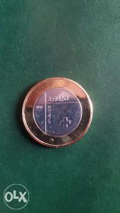 Kovanica 3. Eura 2016. Slovenija.
