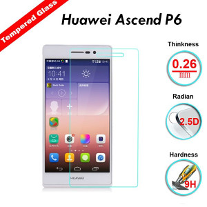 Huawei Ascend P6 Tempered Glass