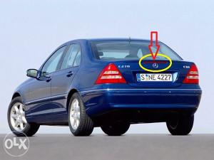 Mercedes C stop svjetlo na gepeku 2004 - 2007 NOVO