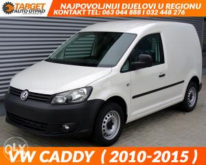 DIJELOVI VW CADDY (2010-2015)
