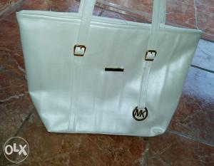 MK bijela torba