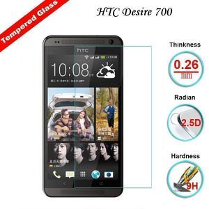 HTC Desire 700 Tempered Glass
