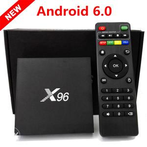 Smart Box X96 Quad Core 2ghz,2GB ram,16GB Rom