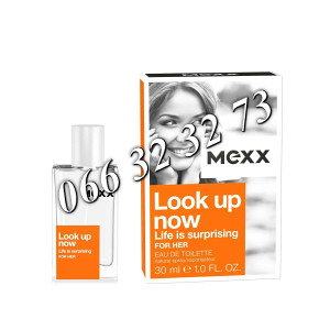 Mexx Look Up Now For Her 50ml ... Ž 50 ml