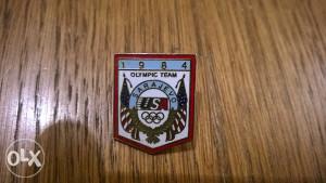 Olimpijska značka Vučko - Sarajevo 84