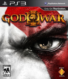 God of War 3 PS3 Playstation