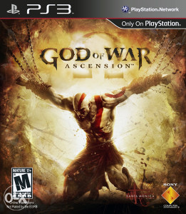 God of War Ascension PS3 Playstation