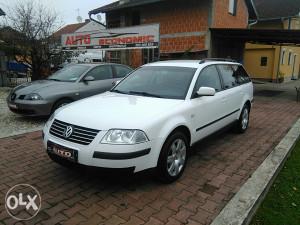 VW PASSAT 2.0 8V 12/2001 UVOZ SVICARSKA