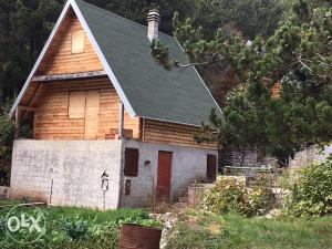 Prodaje se eko kućica na Ruištu