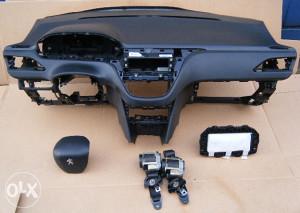 Airbag set Peugeot 208