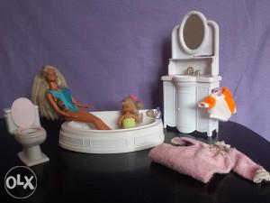 Barbie kupaonica, igracke za djevojcice