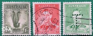 Australija 1937 - Poštanske marke - 2137