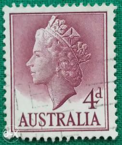 Australija 1957 - Poštanske marke - 2140