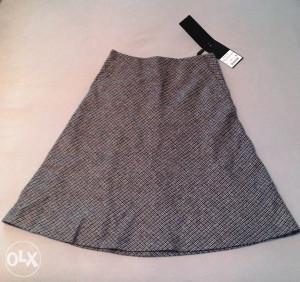 Ženska suknja Massimo Dutti nova veličina 36