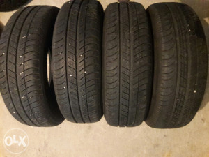 Michelin 185 65 15.4kom.7mm.dot 2009