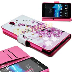Sony Xperia Z L36H  Flip Futrola