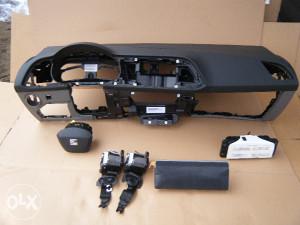 Airbag set Seat Leon Ibiza