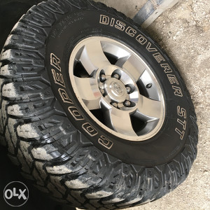 Gume offroad 285/75/16