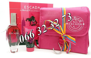 Escada Sexy Graffiti 50ml + 50ml BL + Torbica  Ž 50 ml