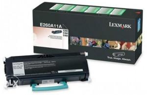Lexmark E26OA31E Originalni toner