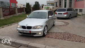 BMW 118 D **SPORT PAKET** TEK REGISTROVAN