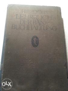 Knjiga bankarska 1903-godina