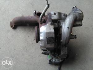VW Golf 6 1.6 TDI turbina