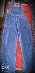 "Kombinezon jeans -- ""tregerice!!!"