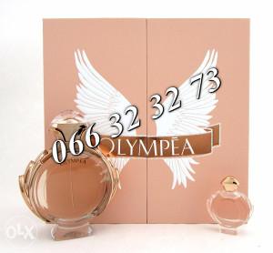 Paco Rabanne Olympea 80ml EDP + 6ml EDP ... Ž 80 ml