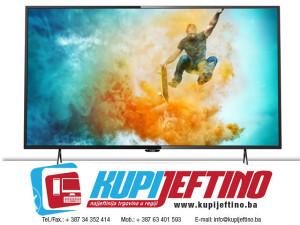 Philips 43PUS6101 LED TV 4K, Smart, DVB-T2/S2
