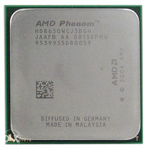 procesor amd triple core  X3 8650 2.3GHz Socket AM2