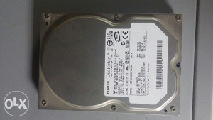 Hitachi hdd 80gb