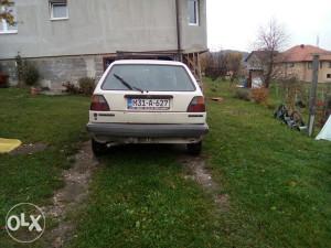 Volkswagen Golf 2 automatik